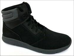 25.3 Timberland Boltero высокие черные кроссовки ботинки оригинал