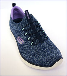 24.5 Skechers Empire женские кроссовки оригинал Скечерс текстиль