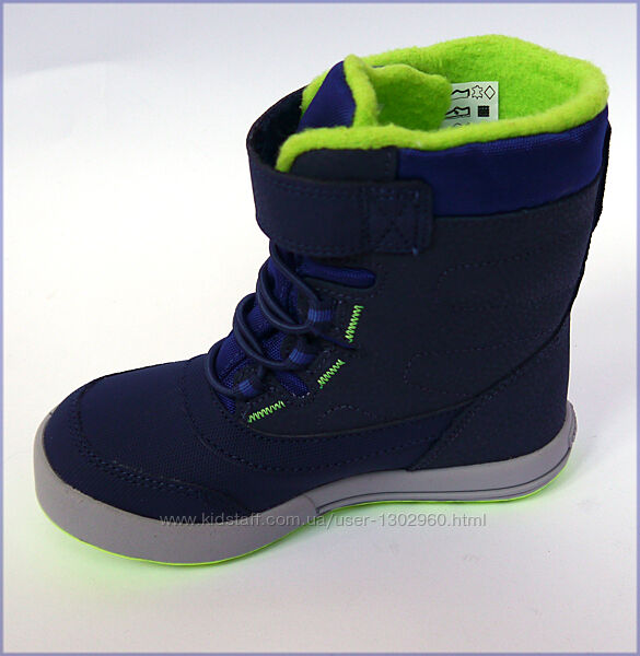 17.2 Merrell Snowstorm детские зимние ботинки сапожки сапоги оригинал
