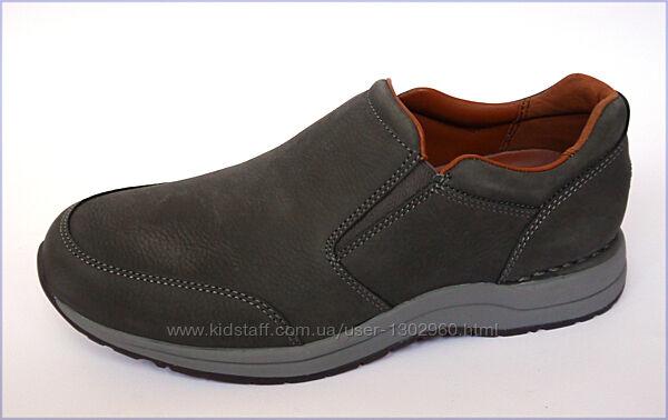 27.7 W Rockport Edge Hill II мужские туфли мокасины слипоны Vibram