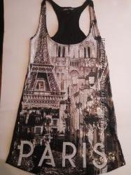 Майка нарядная Paris