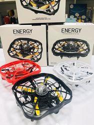 Квадрокоптер ENERGY UFO Карманный дрон с управлением жестами руки