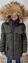 Зимняя куртка, Парка