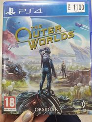 Диск Outer worlds