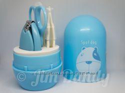 Маникюрный набор для младенцев, детский дорожный гигиенический набор