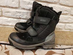 Зимние ботинки Ecco Biom ориг с Gore-tex Размер 30 ст. 19.5 см