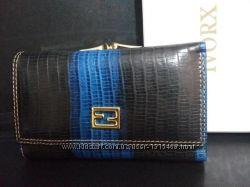 кошелек портмоне кожаный натуральный Ivorx