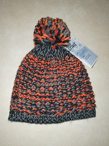 Новая зимняя шапка Crivit