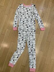 Піжама Carters для дівчинки. Розмір 8, один комплект з набору.