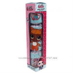 Гигантская хлопушка с сюрпризом LOL лол 55 см - подарок для девочки