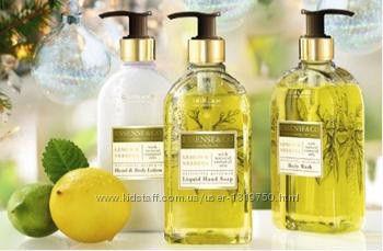 Лосьон для рук и тела жидкое мыло с лимоном и вербеной Essense & Co