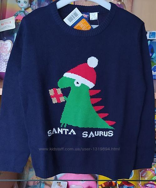 Вязаный свитерок Lupilu р. 98-104