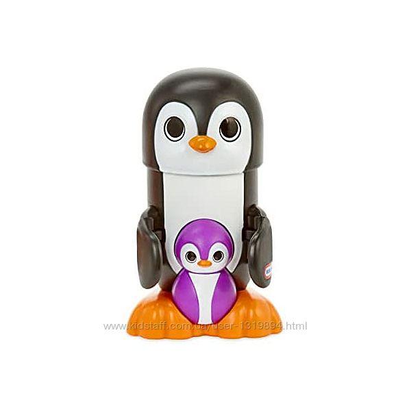 Пингвин с пингвиненком Little Tikes Америка ездит