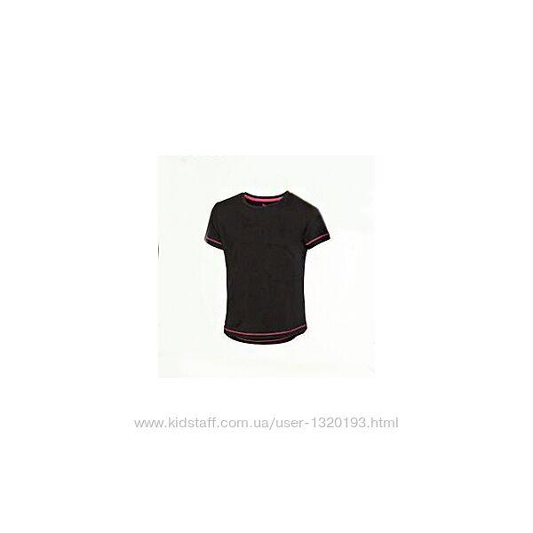 Спортивная функциональная футболка 122 128 см 6 7 8 лет Crivit для девочки