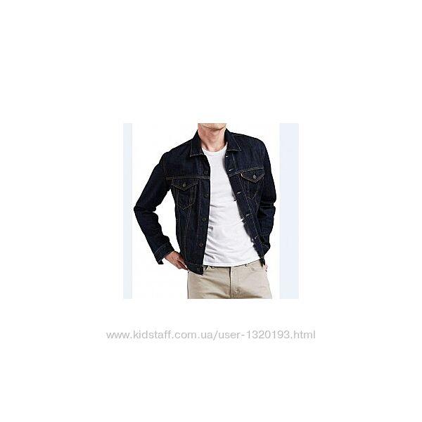 Джинсовая куртка, пиджак L 52 euro Livergy Германия черная