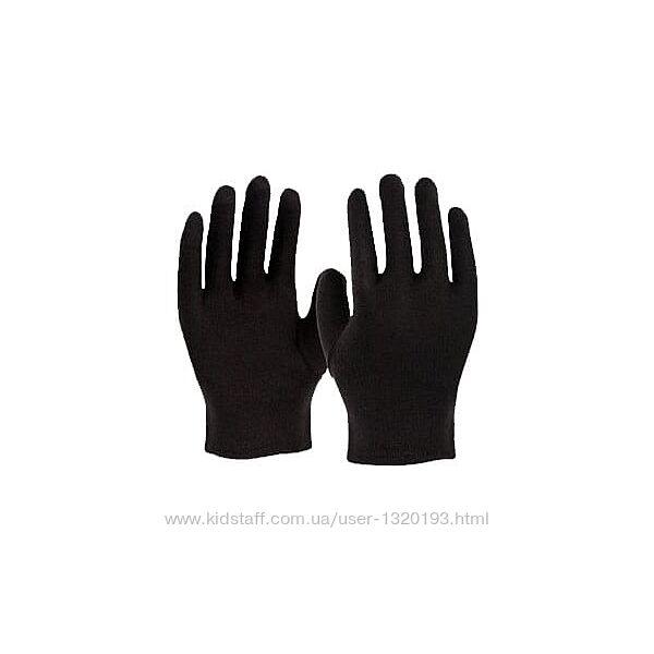 Женские перчатки с тачскрин, сенсорные, lidl размер 7 черные