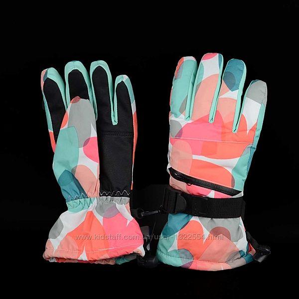 Перчатки лыжные с покрытием для сенсора ЗП-1013