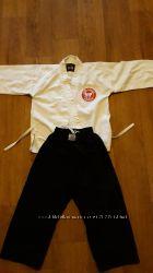 Кимоно рост 100-125 см каратэ