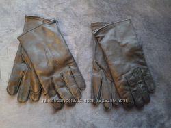 Перчатки, мужские, кожа,  утепленные, размер 9, 5, Англия