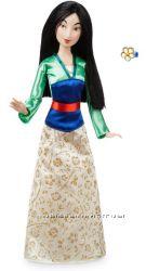 кукла Мулан и другие принцессы и принцы Дисней оригинал Disney