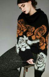 Теплые вязаные платья, юбки, сарафаны  костюмы кофты кардиганы на заказ