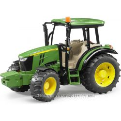 Трактор BRUDER John Deere 5115M 02106