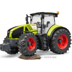 Машинка Bruder Трактор Claas Axion 950 03012