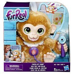 Интерактивная игрушка Hasbro Fur Real Friends Вылечи Обезьянку E0367