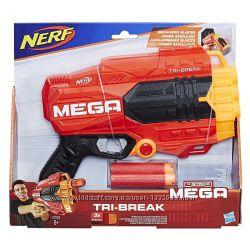 NERF Бластер Мега Три-брейк E0103