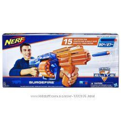 NERF Бластер Сёрджфайр E0011