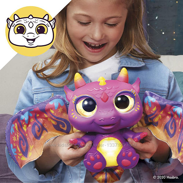 Интерактивная игрушка FRF Дракончик Hasbro