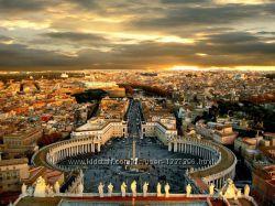 Встреча в Ватикане с Папой Римским Франциском
