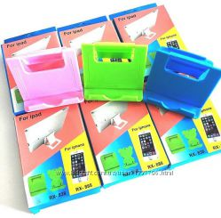 Подставка для телефона  планшета RX-888 разные цвета