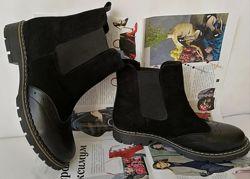 Timberland  женские ботинки челси оксфорд замша кожа Тимберланд осень весн