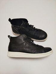 Кожаные ботинки, кроссовки, кеды Skechers