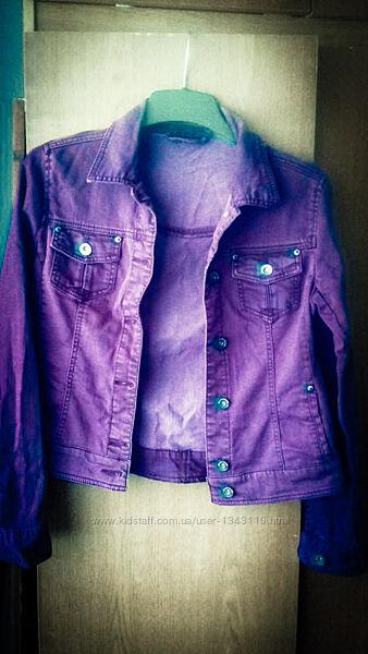 Джинсовая куртка, пиджак, жакет, джинсовка