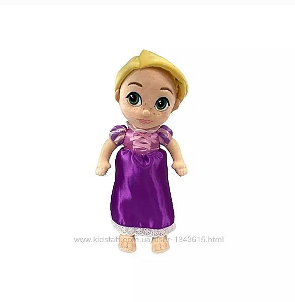 Мягкая плюшевая кукла принцесса Рапунцель,  Дисней Аниматорс