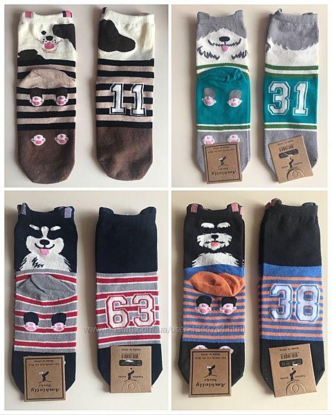 Якісні, яскраві шкарпетки / one size / 30-37 розм.
