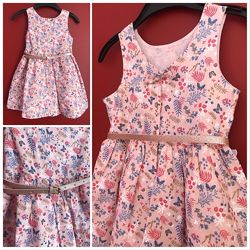InexTenso / красивенна сукня / 92-98-104 2-4р.