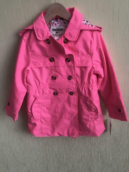 Ветровка, плащь, курточка 5Т, Oshkosh