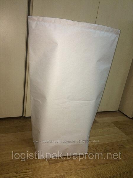 Мешки бумажные клапанные