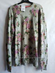 Стильный мужской пуловер джемпер французского бренда Promod   xxl