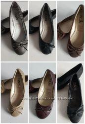Распродажа Балетки туфли женские подростковые  Zuiki, Италия оригинал