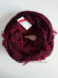 Тёплый мягкий женский платок голландского бренда C&A