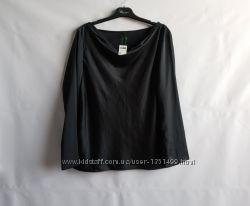 Качественная женская блуза итальянского бренда   Benetton, xs