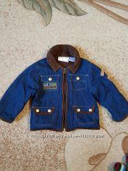 Курточка для хлопчика Beluga NY