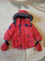 Курточки зимові
