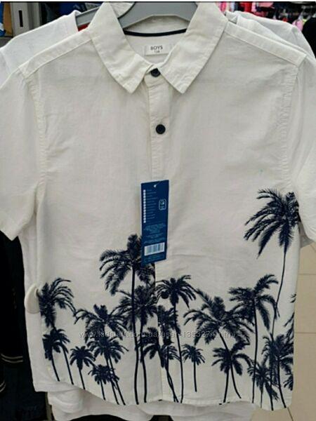 Тениска летняя на парня 164 р. Идёт в размер
