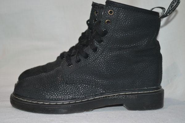Dr. Martens 32р  ботинки Оригинал кожаные.