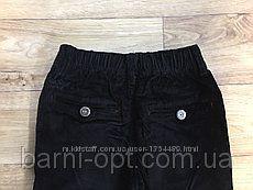 Вельветовые брюки для мальчиков , Egret, 98-128 рр